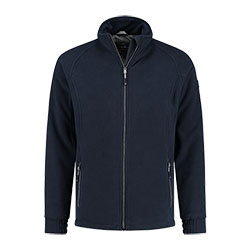 Kjelvik Scandinavian Clothing - Men Polarfleece Fjord Navy