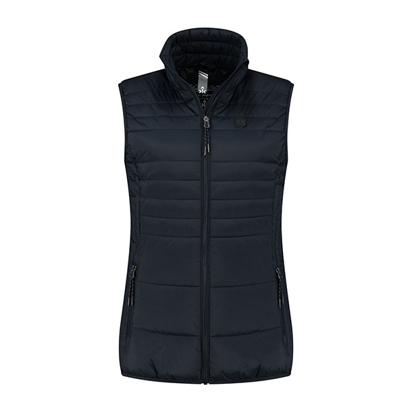 Kjelvik Scandinavian Clothing - Women Bodywarmers Denise Black