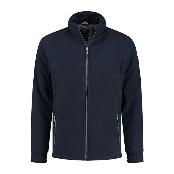 Kjelvik Scandinavian Clothing - Men Polar fleece Fjord Navy