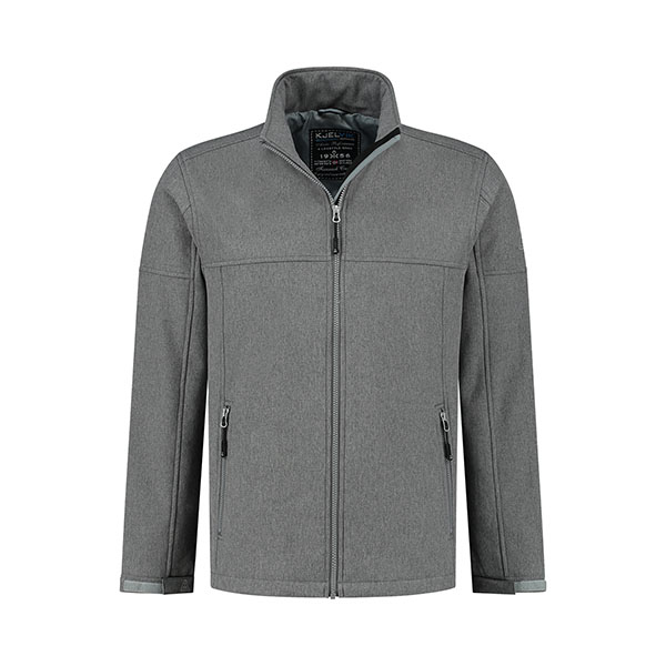 Kjelvik Scandinavian Clothing - Women Softshell Odense Ash grey