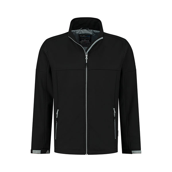 Kjelvik Scandinavian Clothing - Women Softshell Odense Black