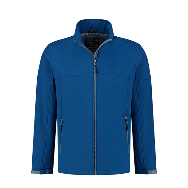 Kjelvik Scandinavian Clothing - Women Softshell Odense Classic blue