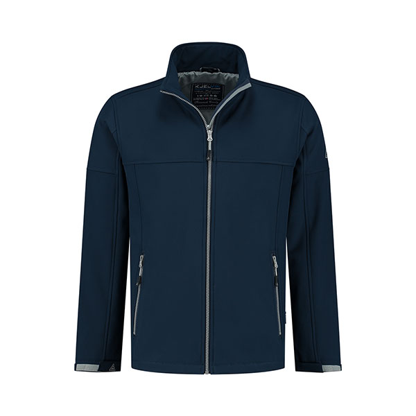 Kjelvik Scandinavian Clothing - Women Softshell Odense Navy