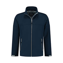 Kjelvik Scandinavian Clothing - Men Softshell Odense Navy